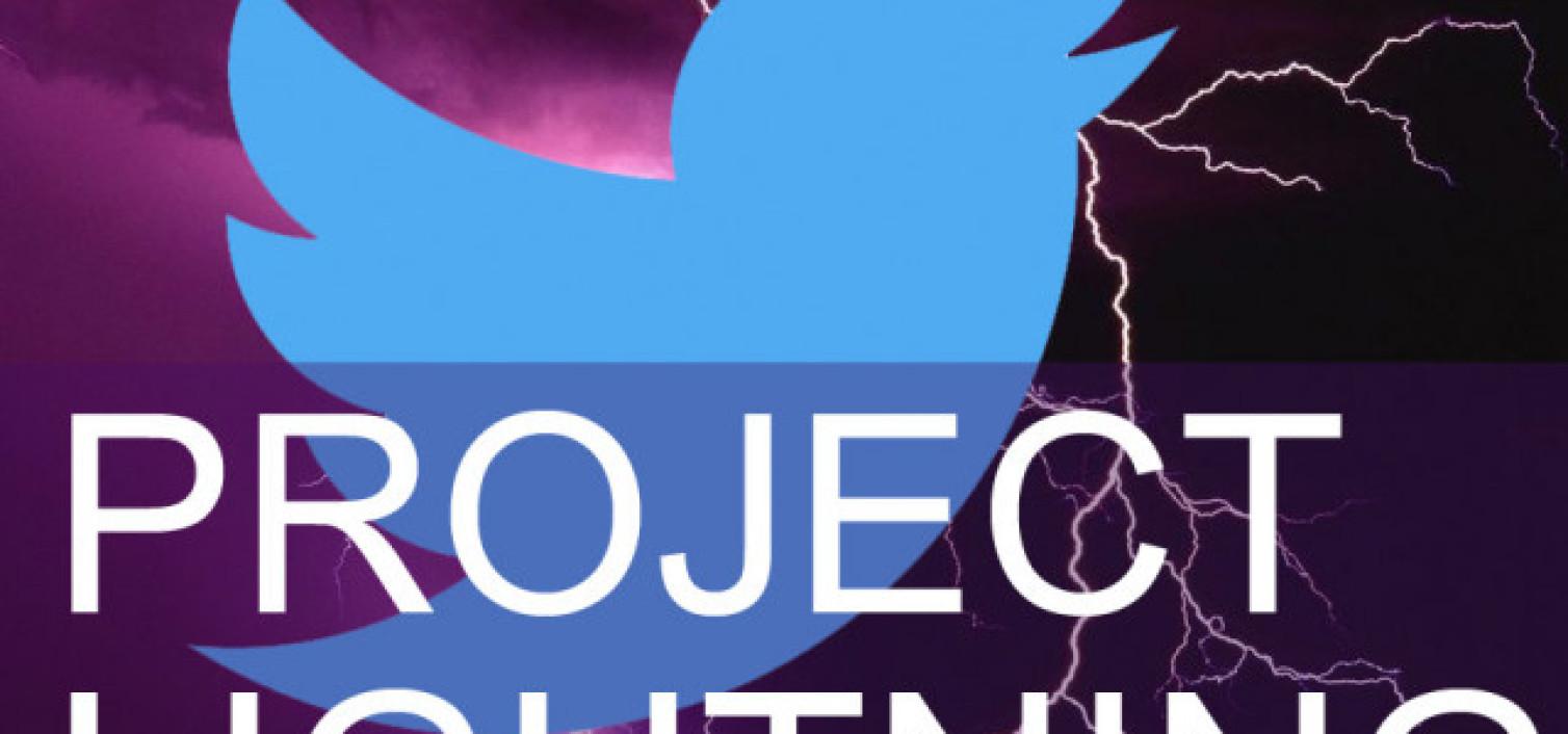 Así es Twitter Lightning, el ambicioso proyecto secreto de Twitter