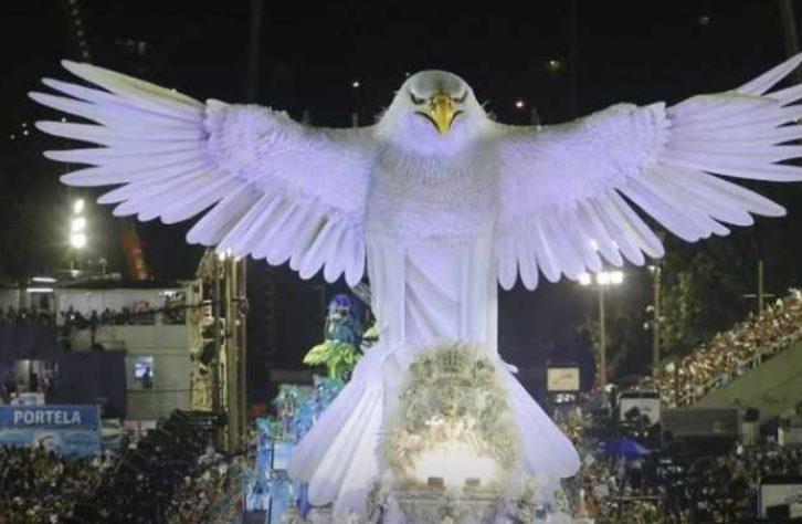 No todo lo que reluce es carnaval: Sambódromo Marqués de Sapucaí