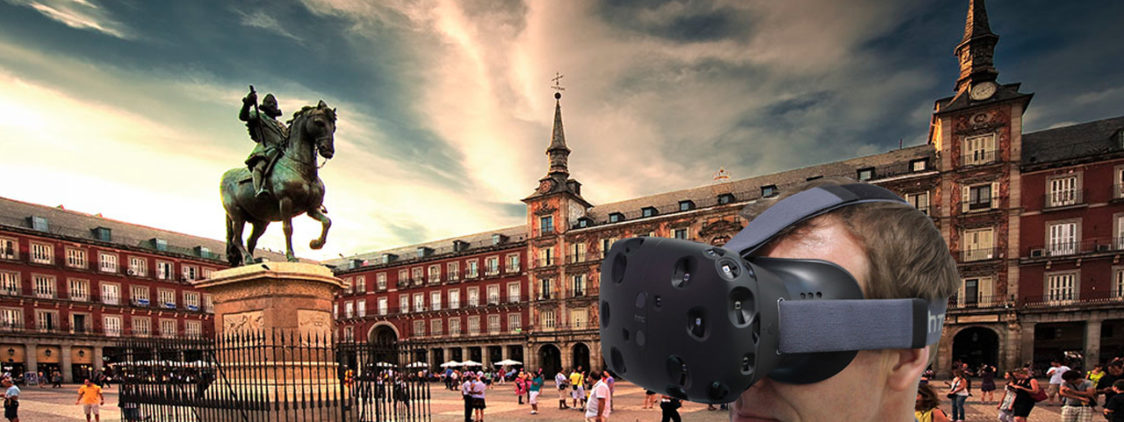 Realidad virtual y sensorial para el turismo